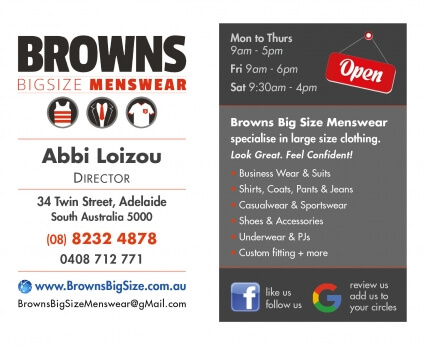 Katron creative business cards design printing adelaide economical digital printing of business cards more than a communication piece an integral part of marketing be bold and colourful reheart Choice Image